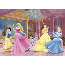 Puzzle Disney Princesses se...
