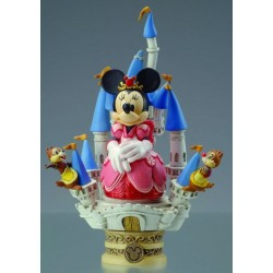 Queen MINNIE Mouse Kingdom Hearts Formation Arts