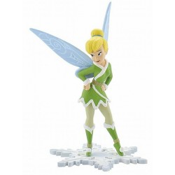 Figurine Fée Clochette dhiver (Tinkerbell Winterfairy)