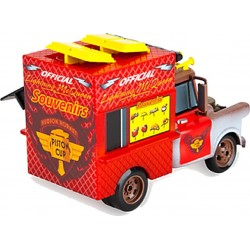 Voiture de collection Disney Pixar Cars –  Mater en Food Truck – Edition limitée