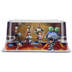 Coffret Disney Miles from Tomorrowland - 6 figurines