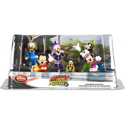 Coffret Disney Mickey and the Roadster Racers 6 Figurines