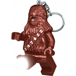 Porte-clés LED Disney Star Wars - Chewbacca - Lego - LG0KE60