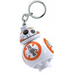 Porte-clés LED Disney Star Wars - BB-8 - Lego - LGKE101