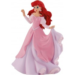 Coffret Disney de 3 figurines Princesses  Ariel, Cendrillon et Belle - BUL13245