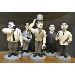 Lot de 5 Figurines des...