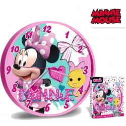 Horloge murale Disney Minnie