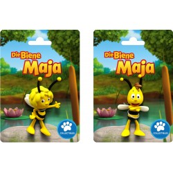 Lot de 2 figurines Maya l'Abeille et Willy - 43420-21 - Bullyland