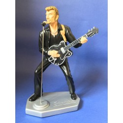 Figurine Johnny Hallyday en...