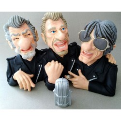 """Figurines Bustes """"Les..."""