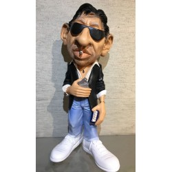 Figurine caricature...