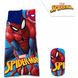 Sac de Couchage Spiderman -...