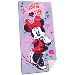 Drap de plage Disney Minnie...