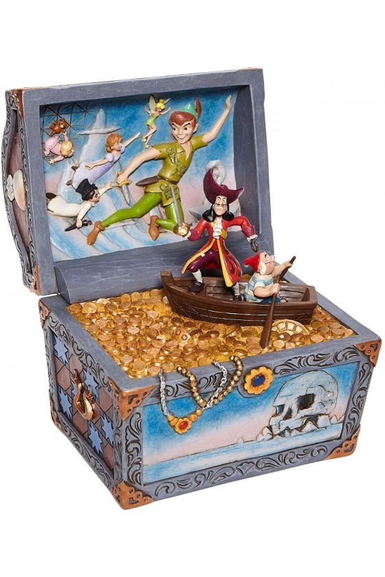 ENESCO Peter Pan Coffre au...